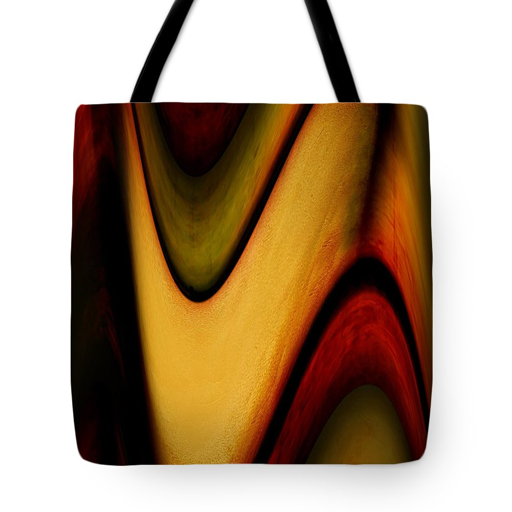 Wrapped Tote Bag featuring the painting Wrapped by Jill English