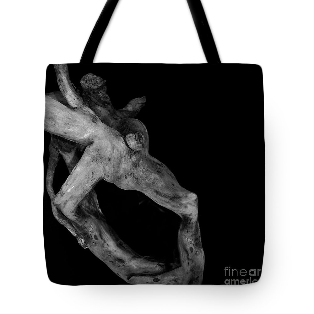 � Paul Davenport Tote Bag featuring the photograph Wudu 1 Xxxx by Paul Davenport