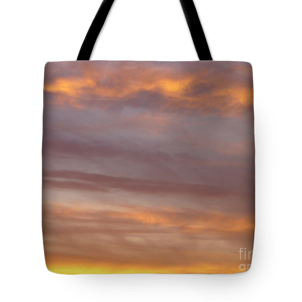 Sunrise Tote Bag featuring the photograph Solar Energy For You by Leonore VanScheidt