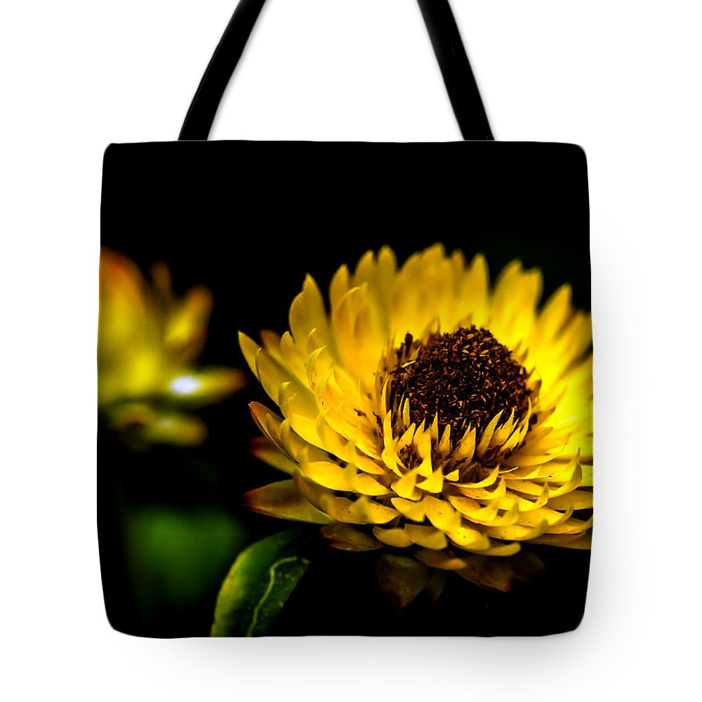 Agriculture Tote Bag featuring the photograph Yellow Flower 5 by Jijo George