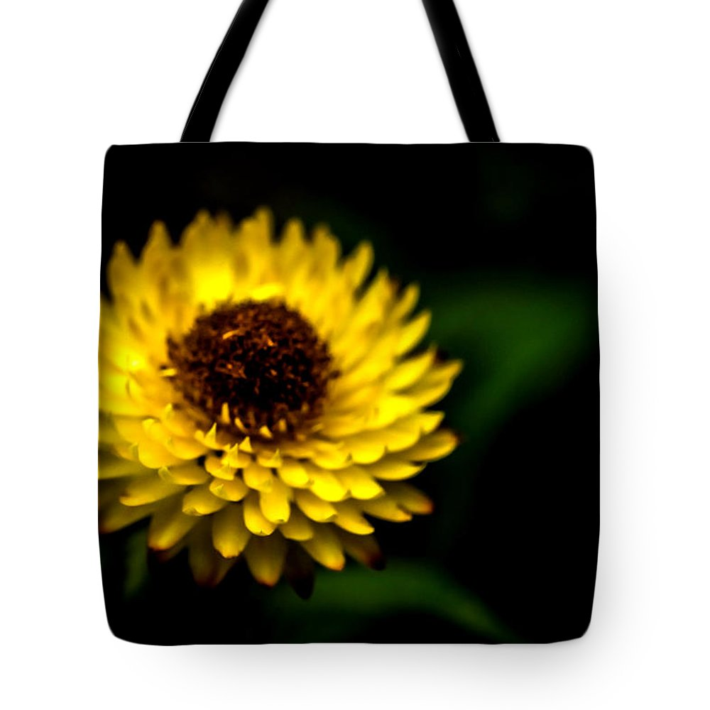 Agriculture Tote Bag featuring the photograph Yellow Flower 6 by Jijo George