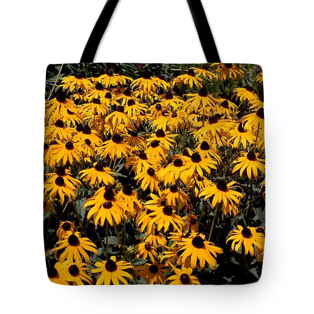 Digital Photo Tote Bag featuring the photograph Yellow Is The Color Of ..... by David Lane