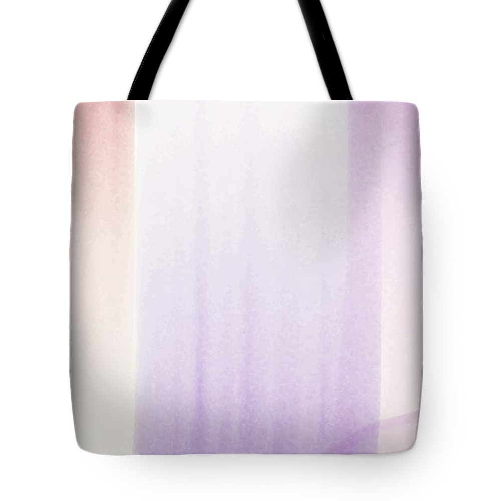 Abstract Tote Bag featuring the digital art Z1341a by Lawrence Nusbaum