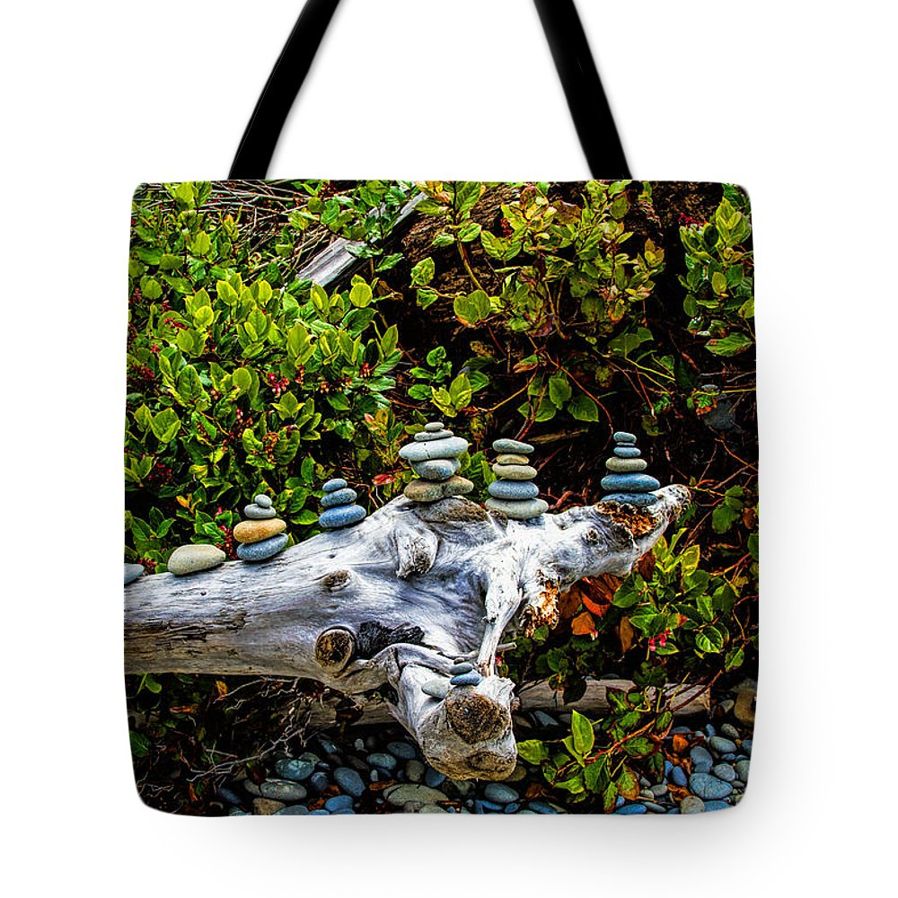 Zen Tote Bag featuring the photograph Zen by Alana Thrower