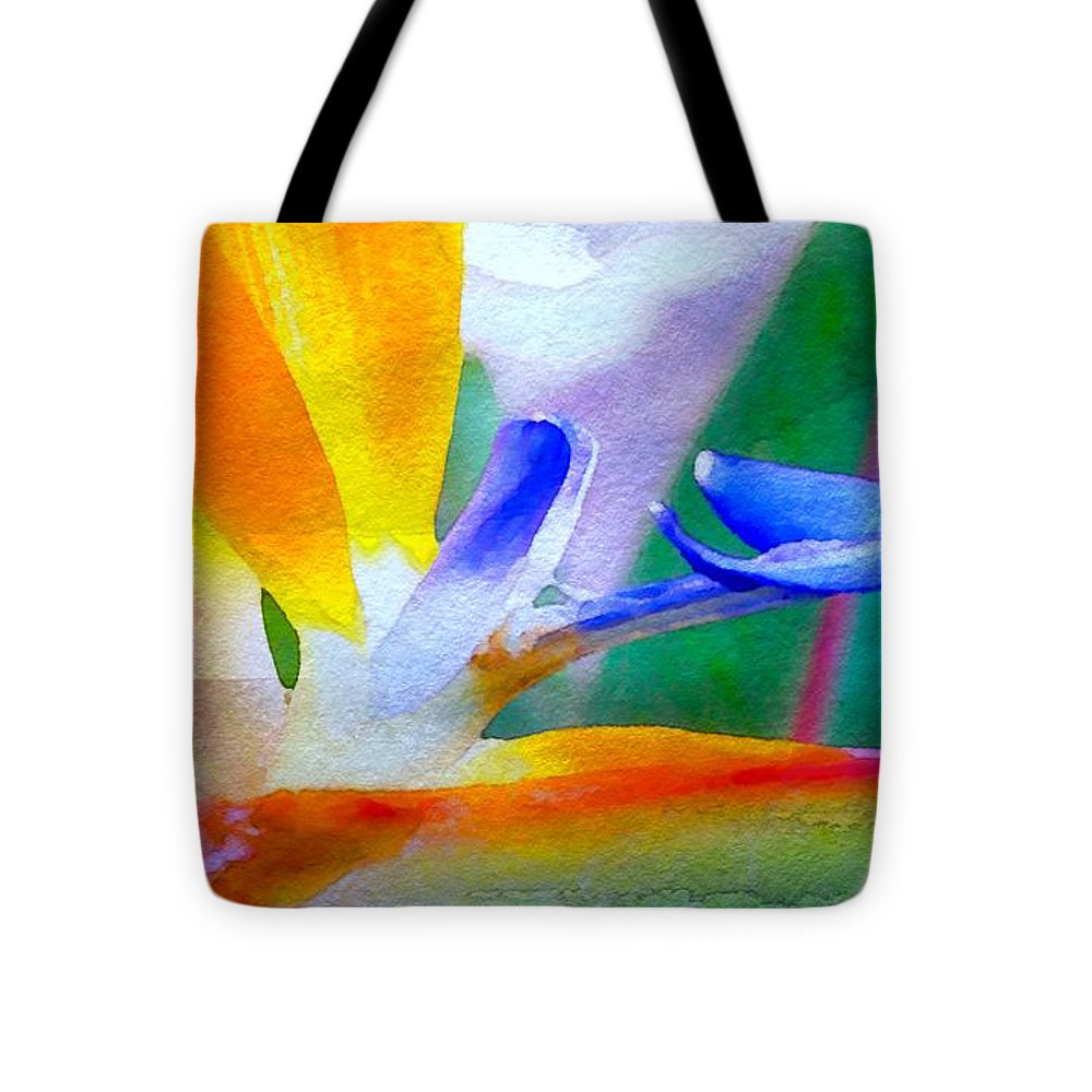 Natural High Tote Bag featuring the digital art Natural High by James Temple