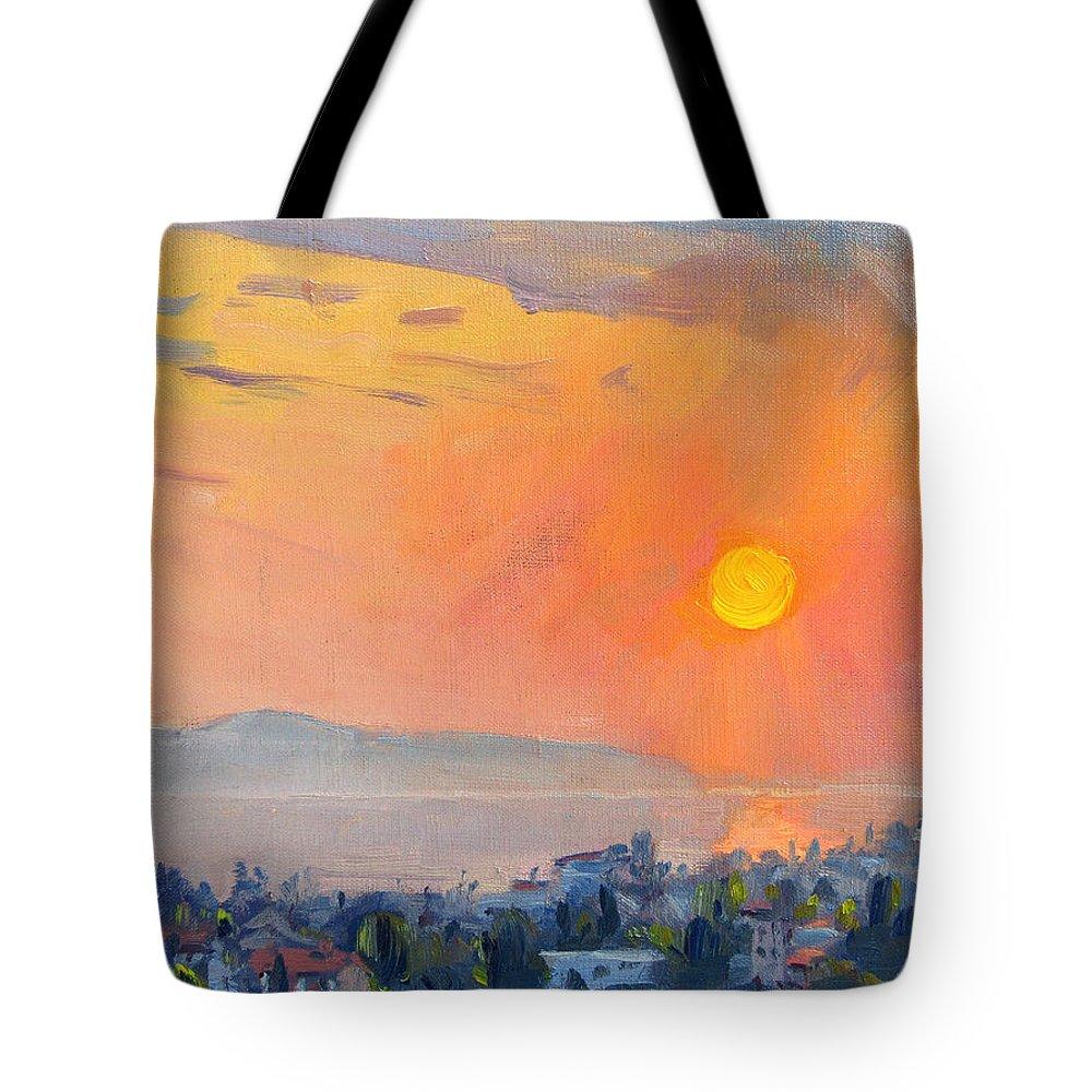 Designs Similar to Sunrise Over Dilesi Athens
