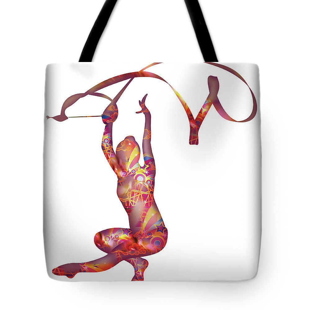 People Tote Bag featuring the digital art Sculpture,moulding Art by Best View Stock