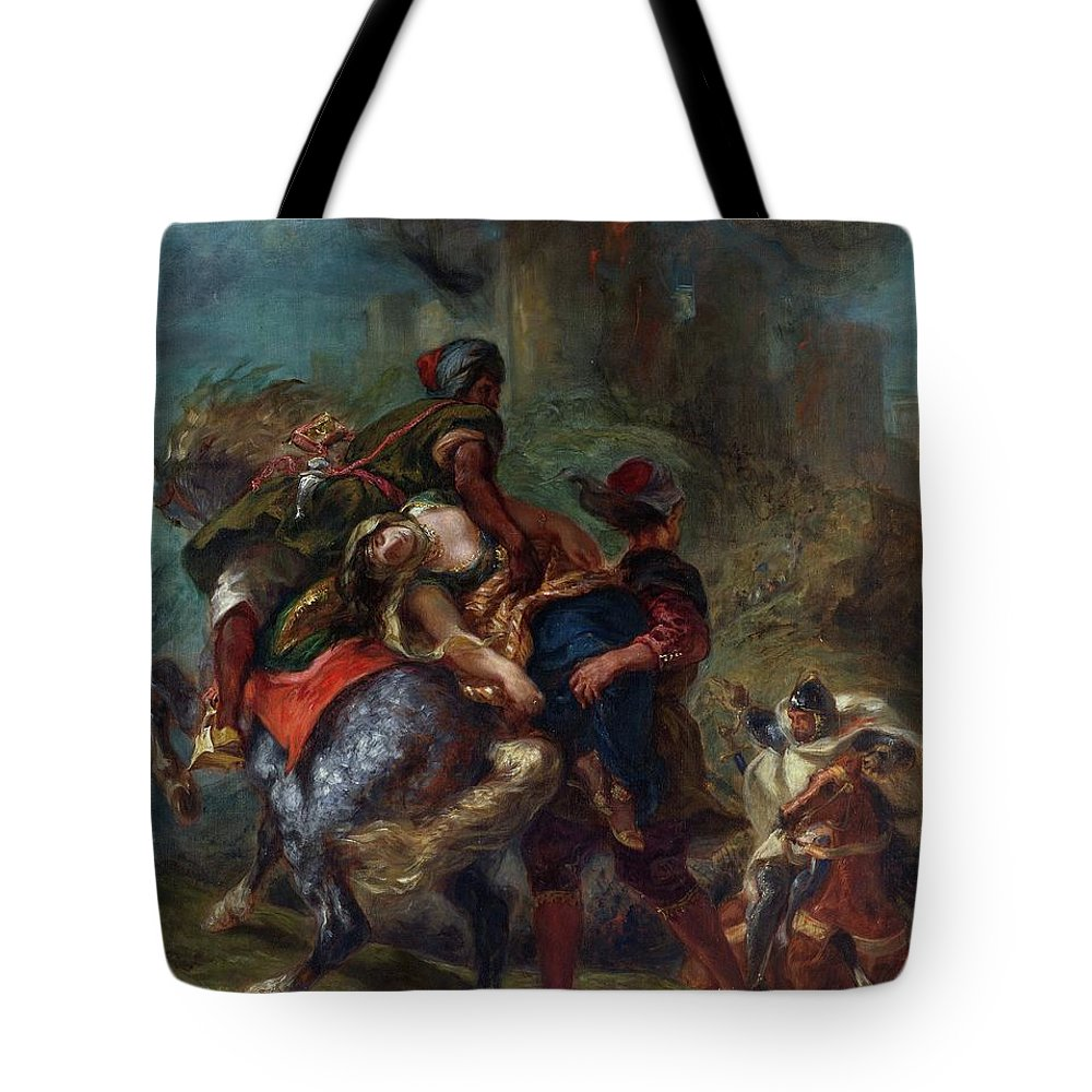 Designs Similar to The Abduction Of Rebecca -