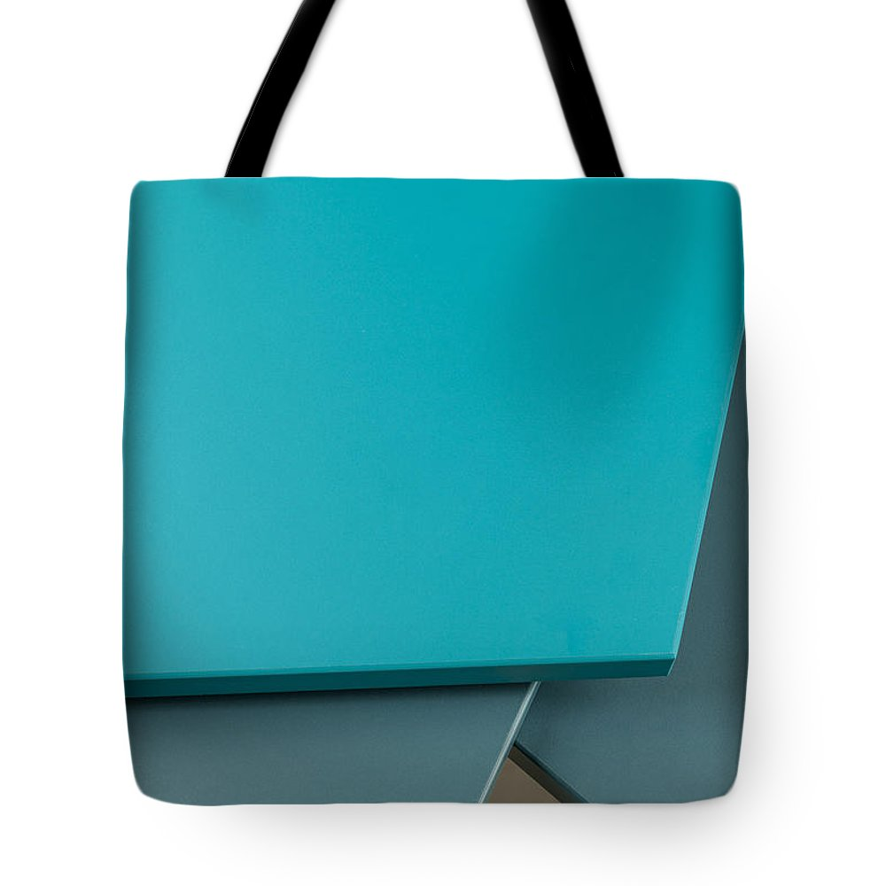 Abstract Tote Bag featuring the photograph Abstract Shape Background by Dejan Jekic