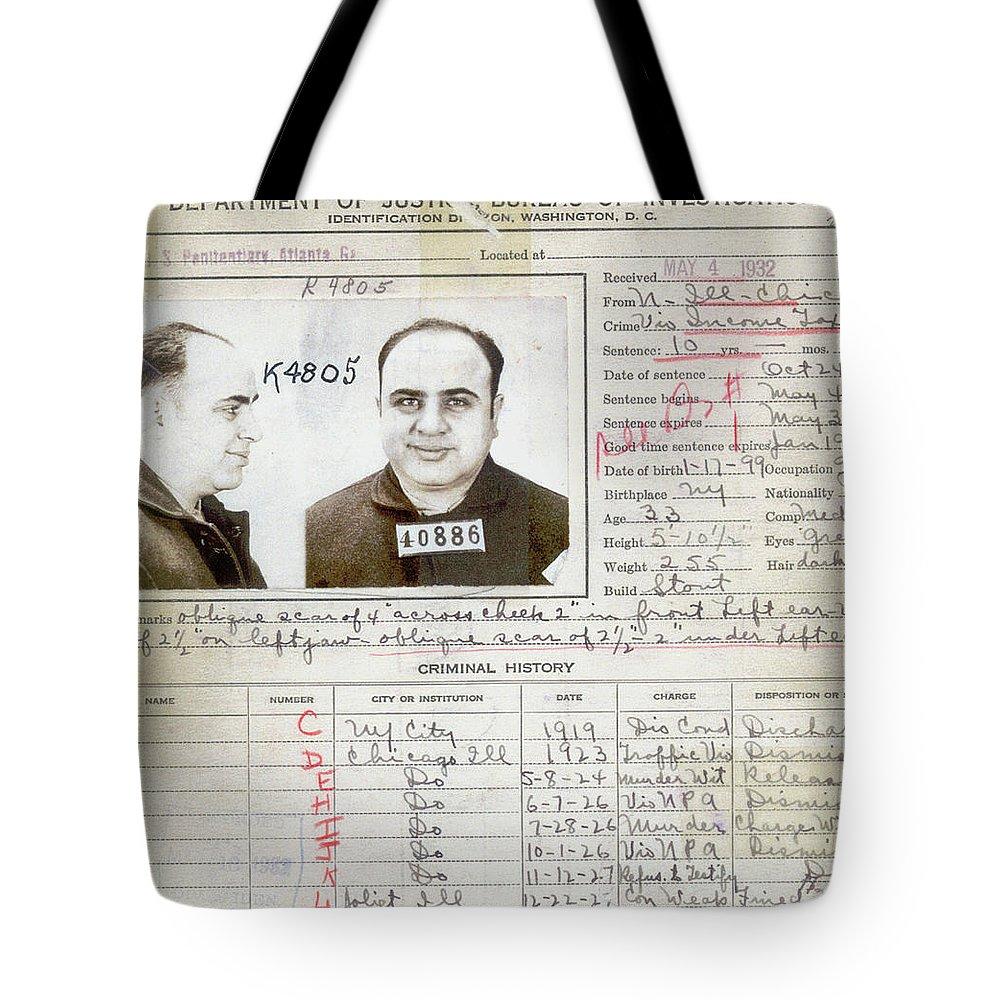 Designs Similar to Al Capone Arrest Record