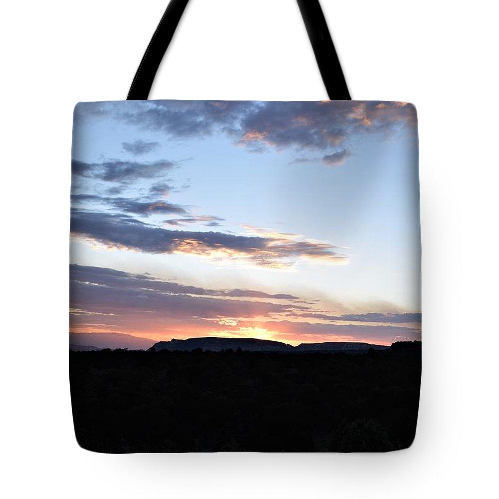 Arizona Portrait Tote Bag featuring the photograph Arizona Portrait by Warren Thompson