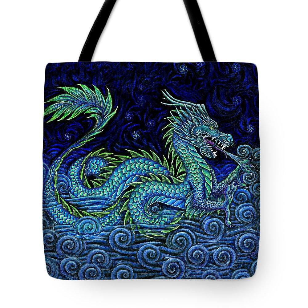 Spiral Drawings Tote Bags