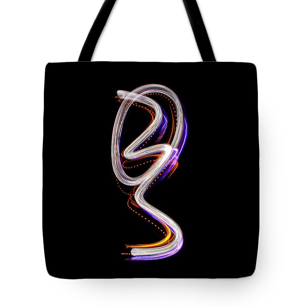 2018 March Tote Bag featuring the photograph Tic 20180308-1445 by The Illuminated Canvas