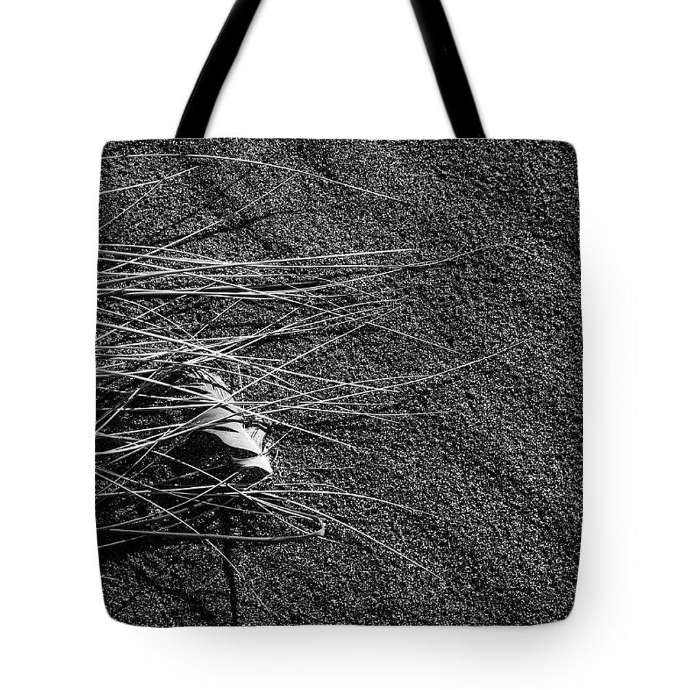 Beach Tote Bag featuring the photograph Beach Bones 7 by Peter Tellone