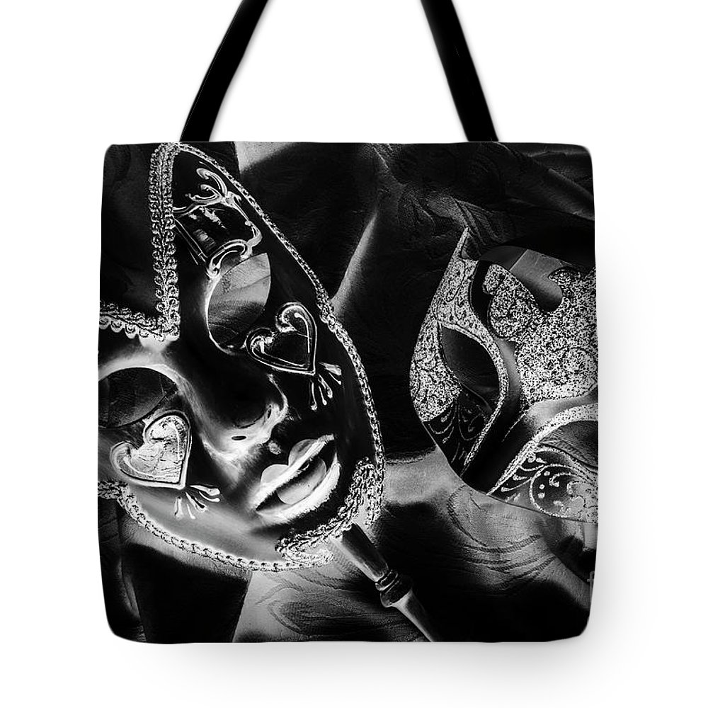 Black Tote Bag featuring the photograph Before Play by Jorgo Photography - Wall Art Gallery