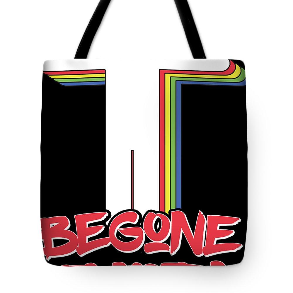 dcc480f0f73e Begone Thot Funny Tpose Meme Tote Bag for Sale by Festivalshirt