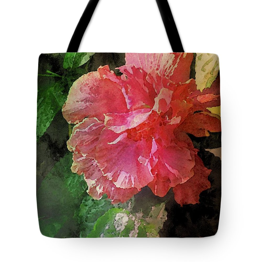 Bliss Tote Bag featuring the digital art Bliss by James Temple