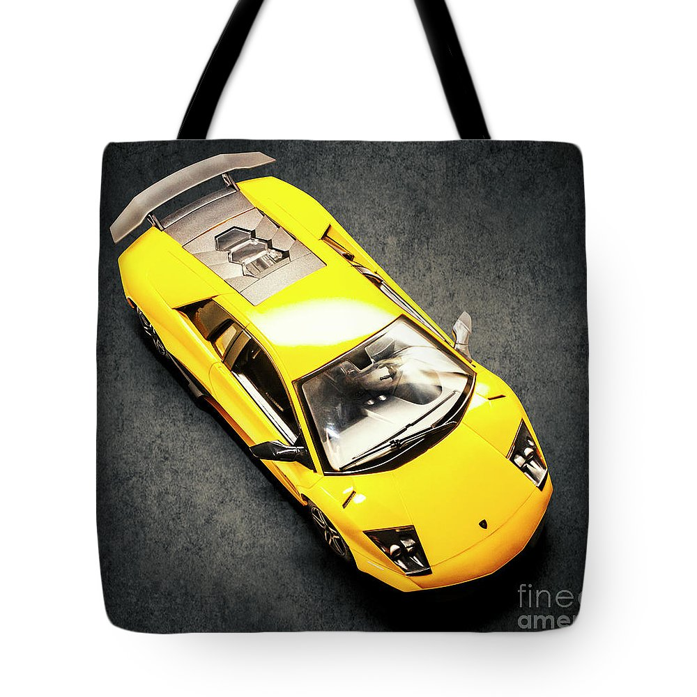 Car Tote Bag featuring the photograph Boys Toys by Jorgo Photography - Wall Art Gallery