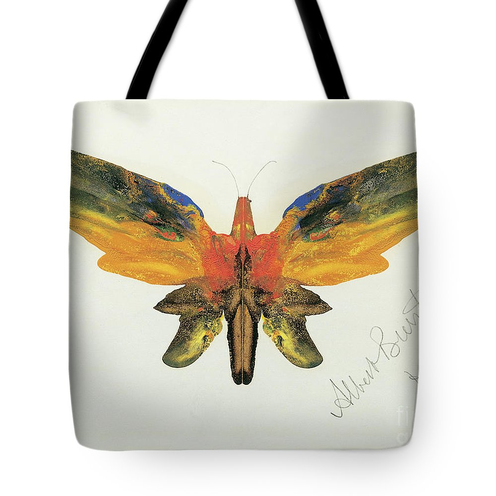 Decalcomania Tote Bags