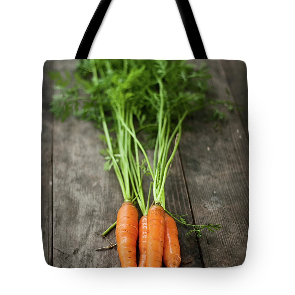 Bulgaria Tote Bag featuring the photograph Carrot by Kemi H Photography