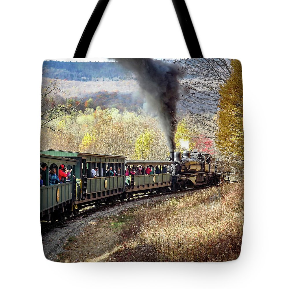 Cass Tote Bag featuring the photograph Cass Rr by Michelle Wittensoldner