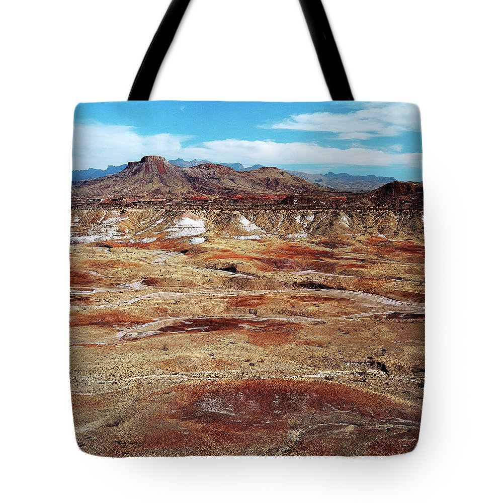 Tranquility Tote Bag featuring the photograph Chihuahuan Desert, Big Bend N.p by Oleg Moiseyenko