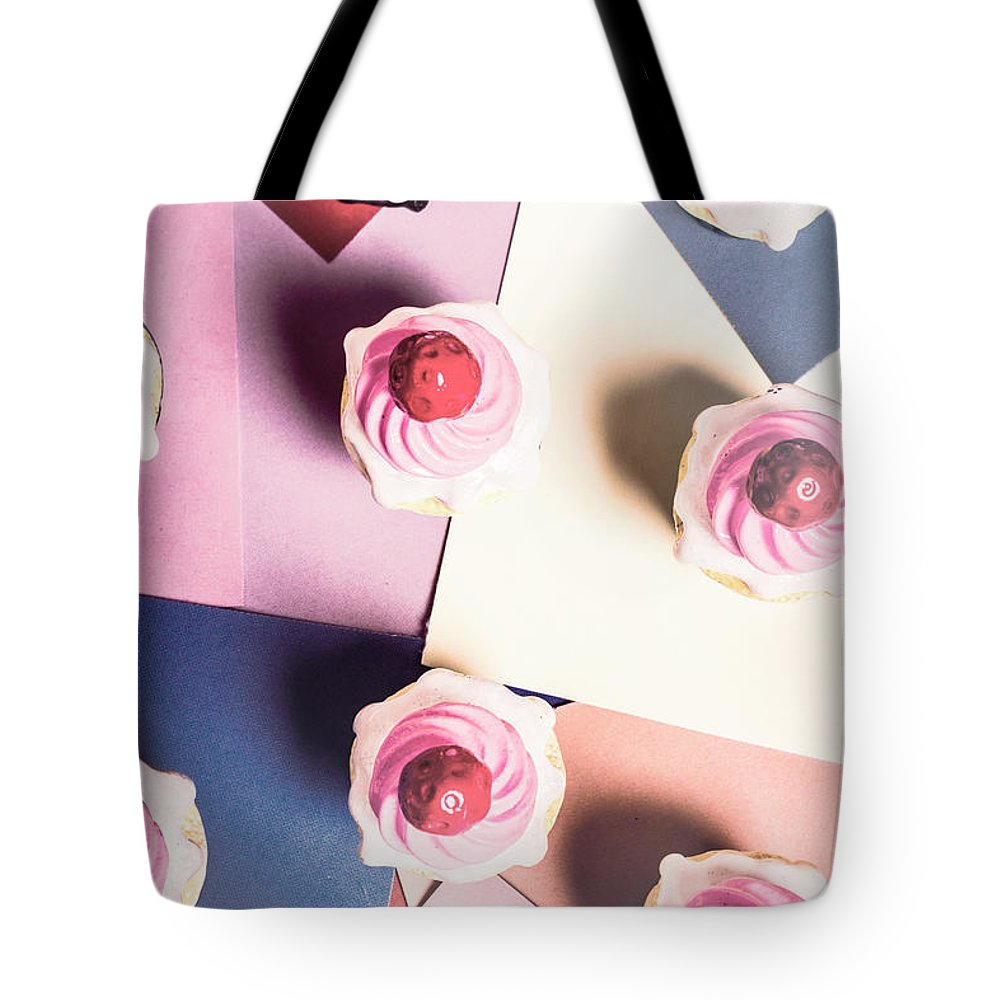 Sweets Tote Bag featuring the photograph Cream Of The Top by Jorgo Photography - Wall Art Gallery