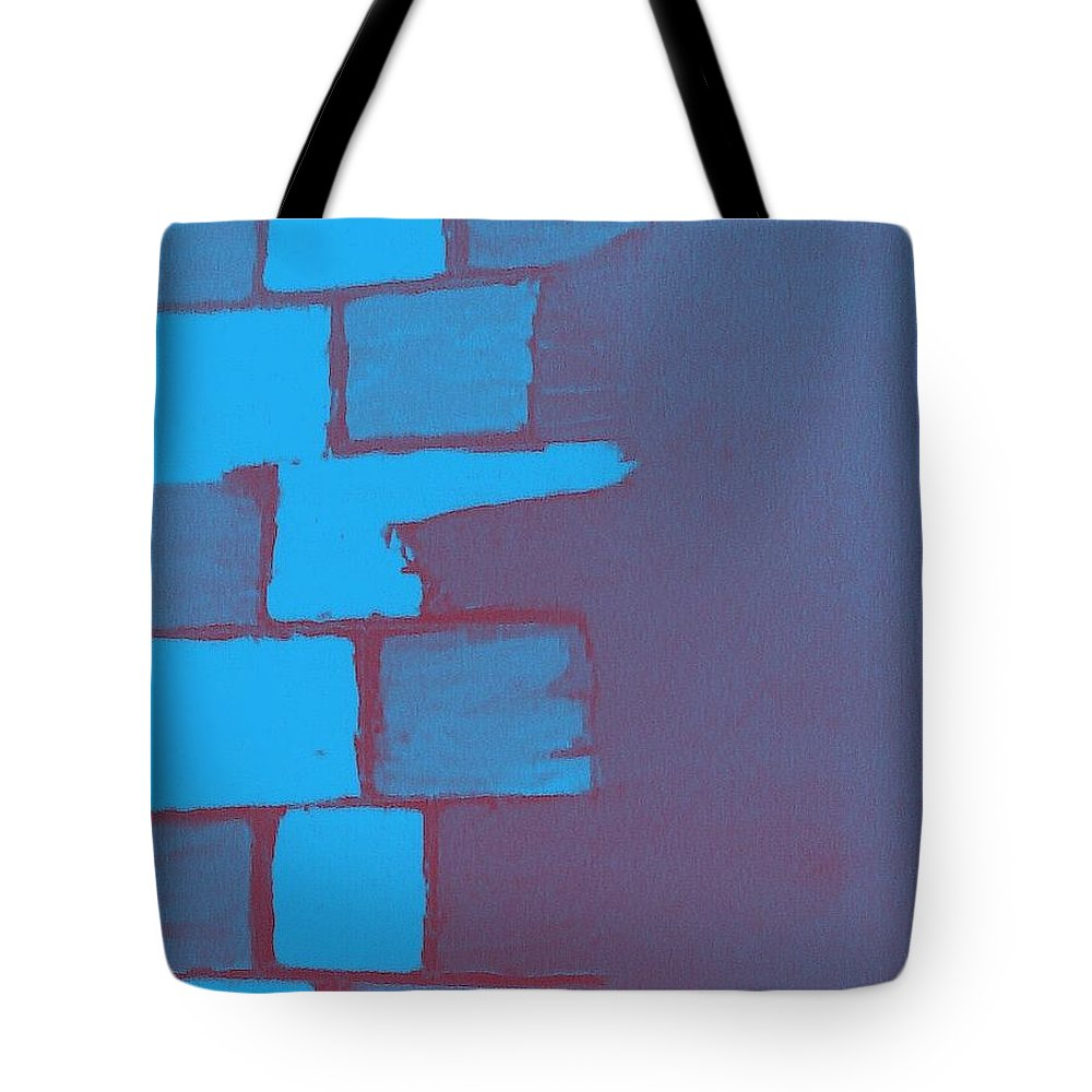 Painting Tote Bag featuring the painting Create A Collage-2 by Erma L George