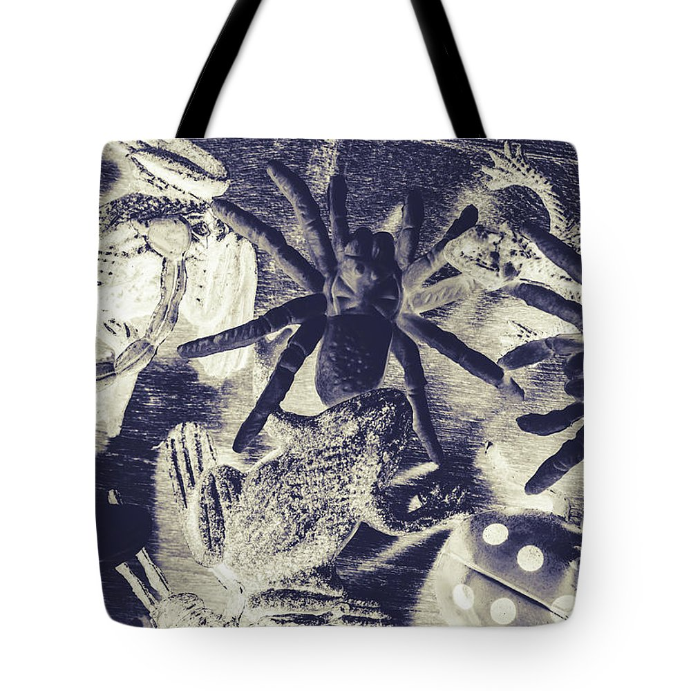Wild Tote Bag featuring the photograph Creatures Of The Night by Jorgo Photography - Wall Art Gallery