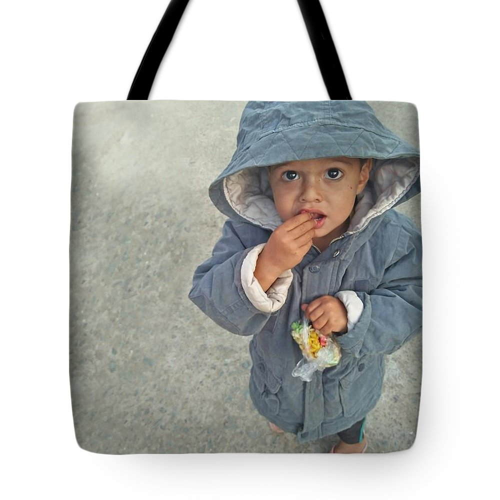 Morning Tote Bags