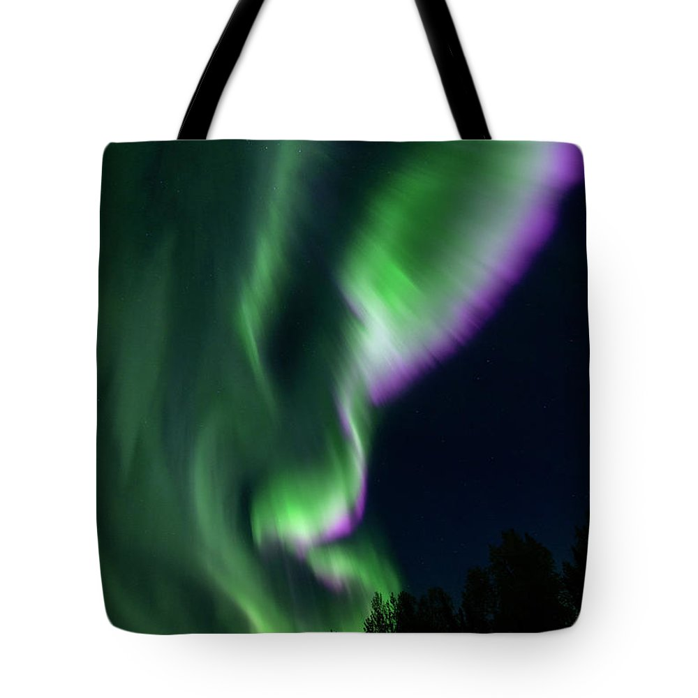 Dance Tote Bag featuring the photograph Dance by Chad Dutson