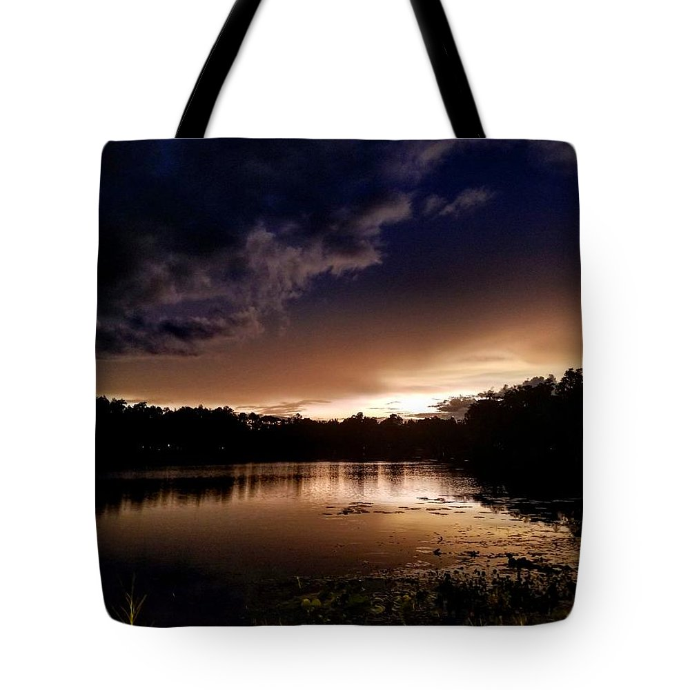 Dark Brown Tote Bags