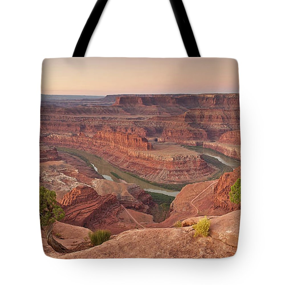 Scenics Tote Bag featuring the photograph Dead Horse Point State Park, Utah by Enrique R. Aguirre Aves