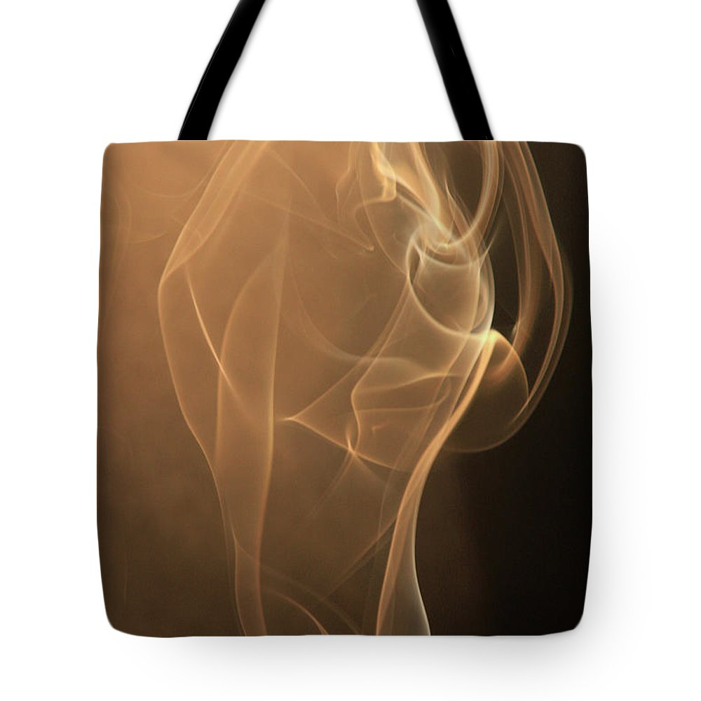 Donna Tote Bag featuring the photograph Donna Che Aleggia Misteriosa by Simone Lucchesi