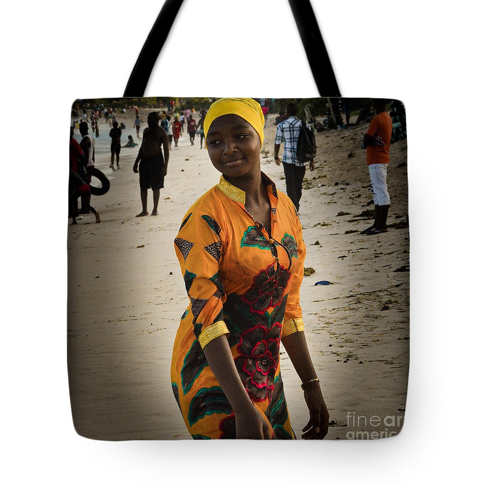 Dreaming Tote Bag featuring the photograph Dreaming Beauty by Yavor Mihaylov