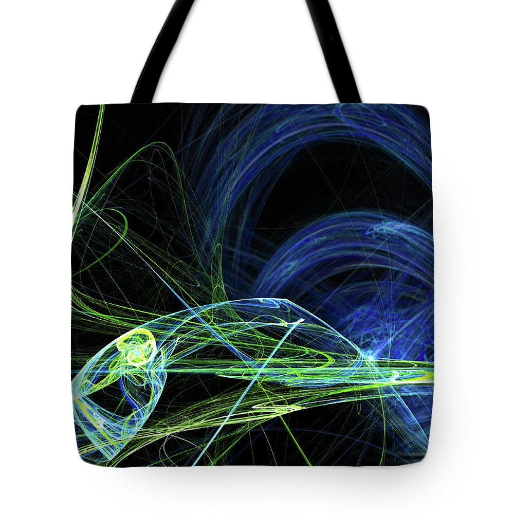 Curve Tote Bag featuring the photograph Energy by Duncan1890