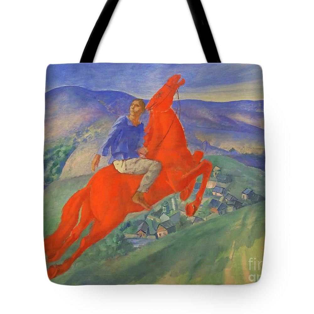 1925 Tote Bag featuring the photograph Fantasy by Peter Barritt