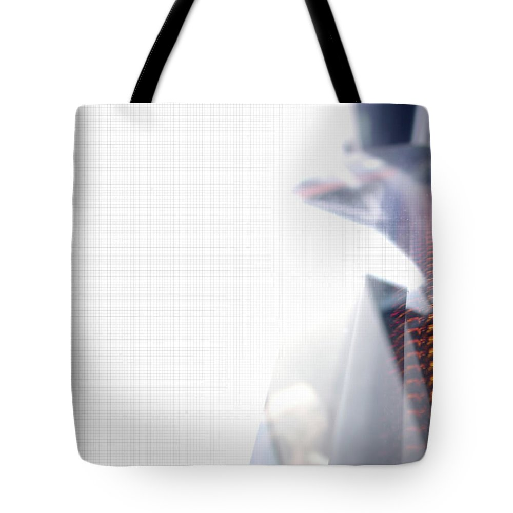 Internet Tote Bag featuring the photograph File Transfer 2 by Dansin