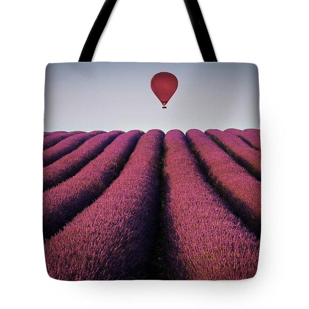 Shadow Tote Bag featuring the photograph Flying High by Paul Baggaley