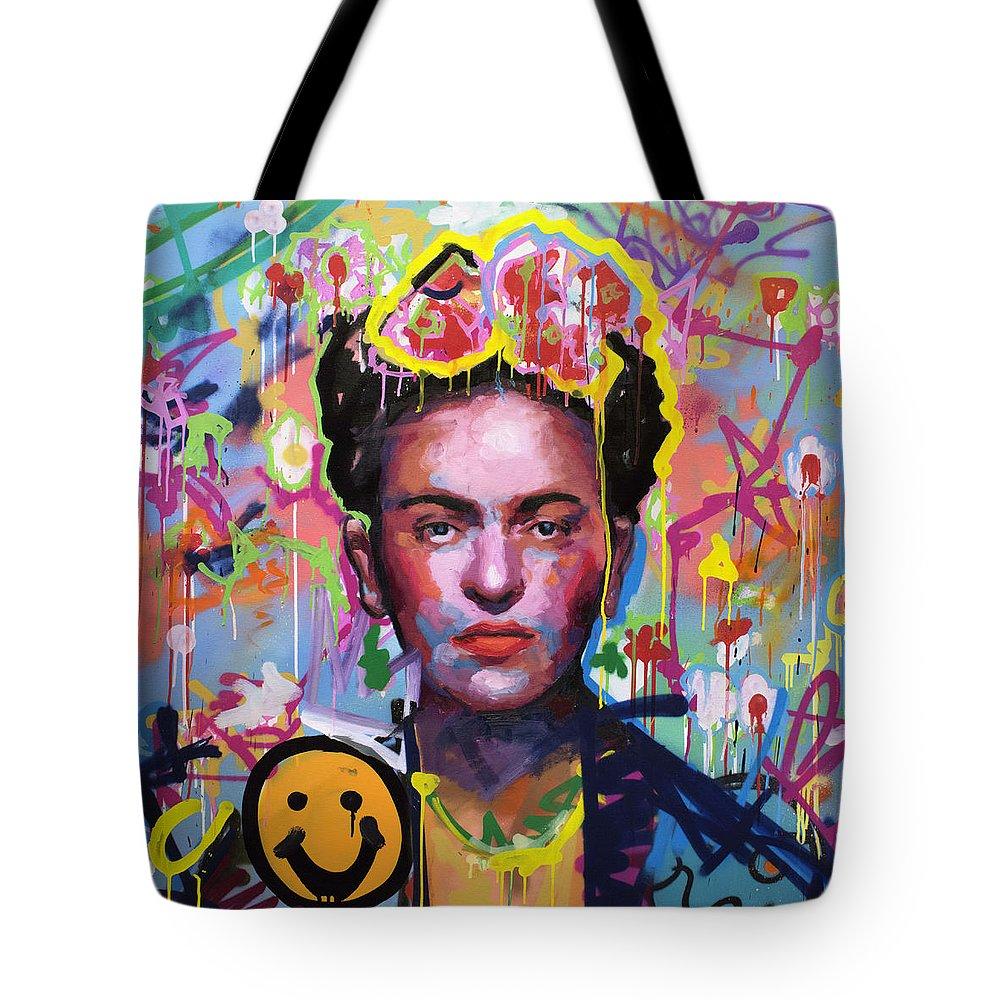 Frida Kahlo small bag Black Frida Kahlo pouch
