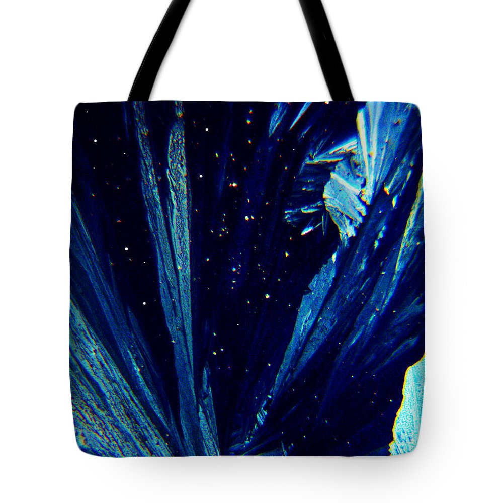 Tote Bag featuring the photograph Frozen Night by Rein Nomm