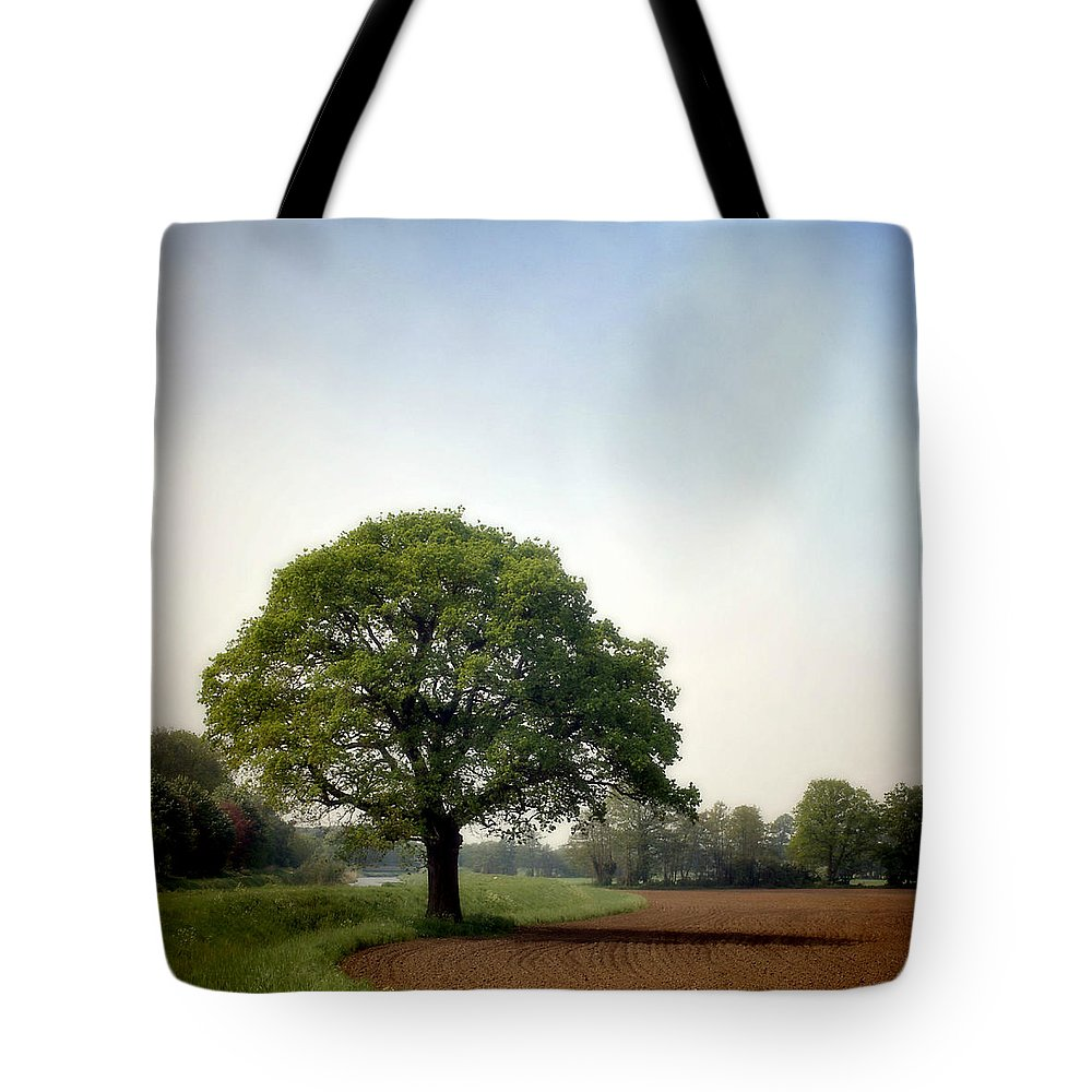 Scenics Tote Bag featuring the photograph Garden Of Delights by Bob Van Den Berg Photography