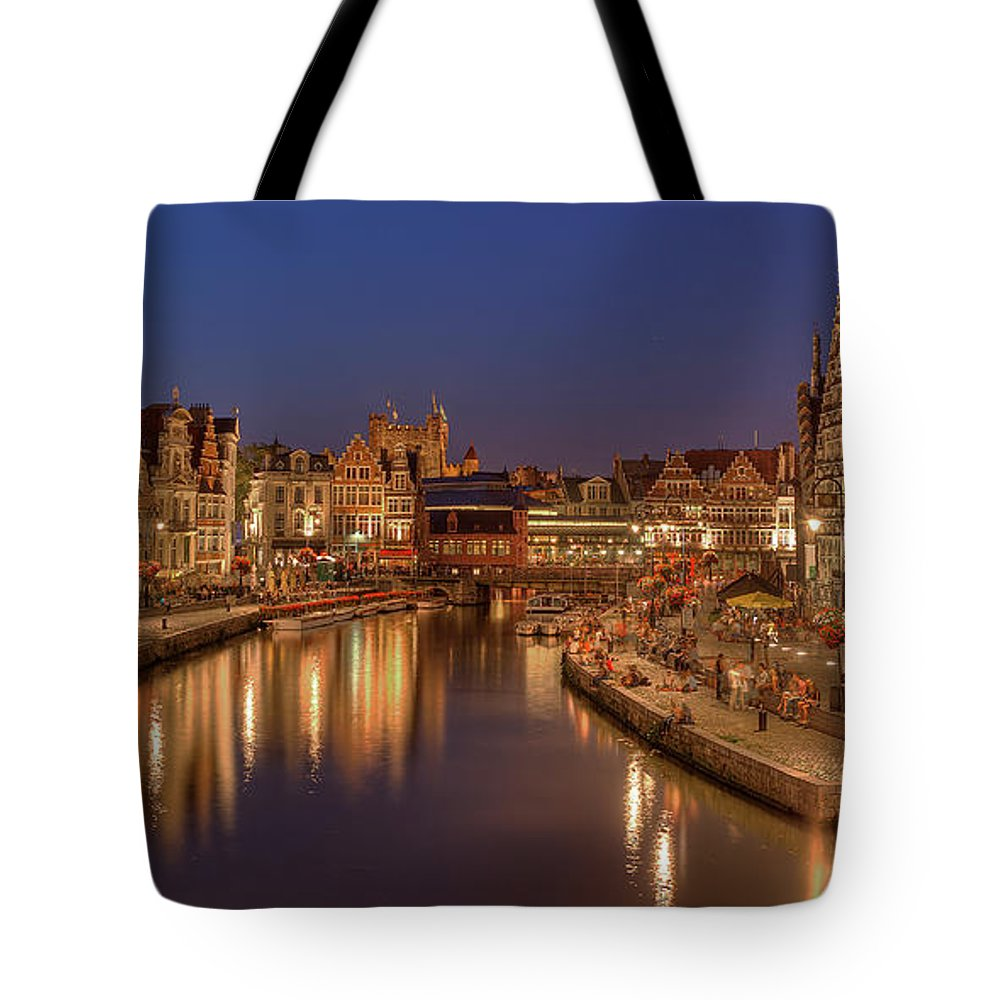 Tranquility Tote Bag featuring the photograph Gent - 03101119 by Klaus Kehrls