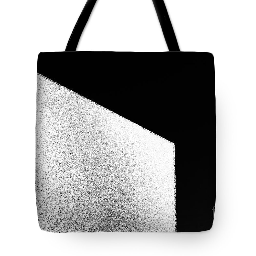 Abstract Tote Bag featuring the photograph Glass And Sky by DiFigiano Photography