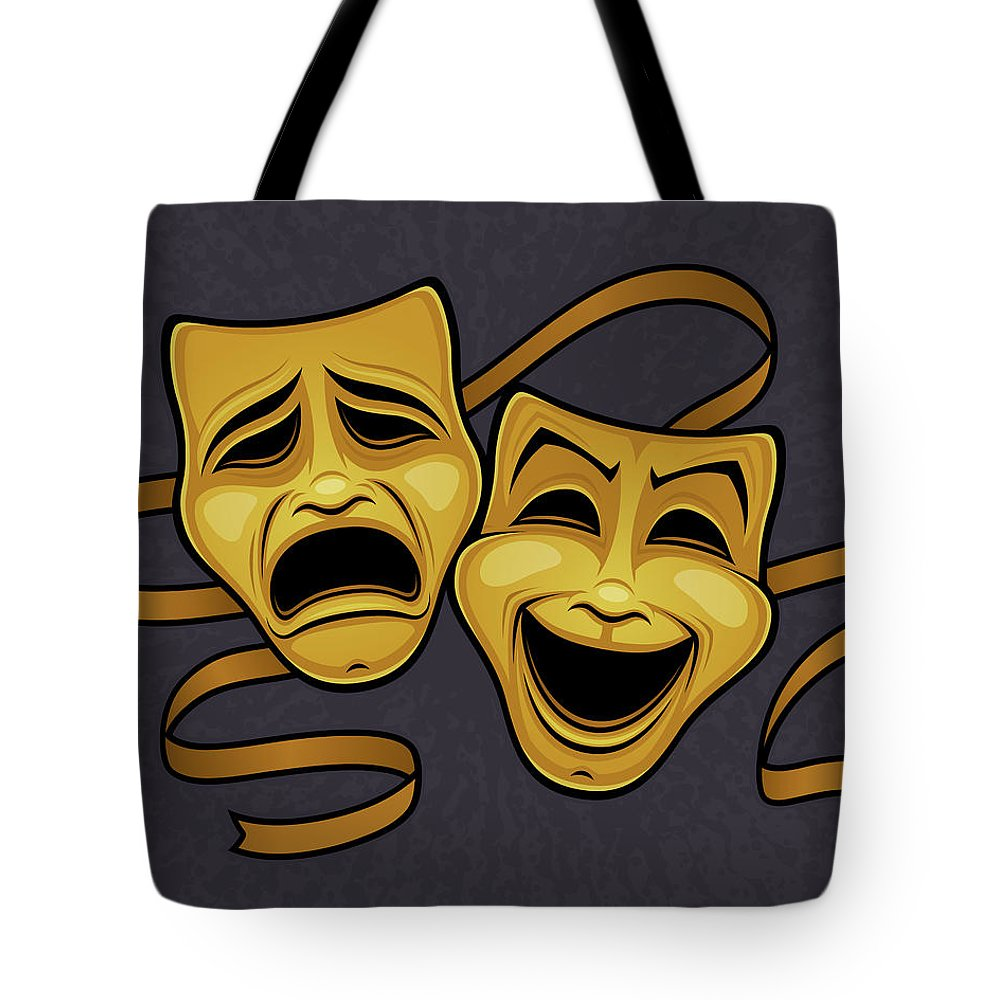 Live Theater Tote Bags