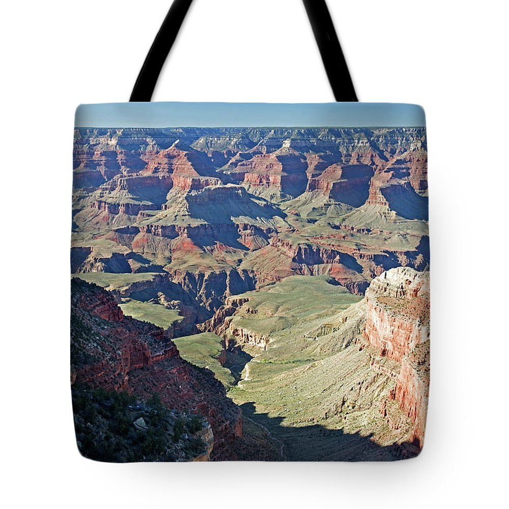 Scenics Tote Bag featuring the photograph Grand Canyon Beauty by Mitch Diamond
