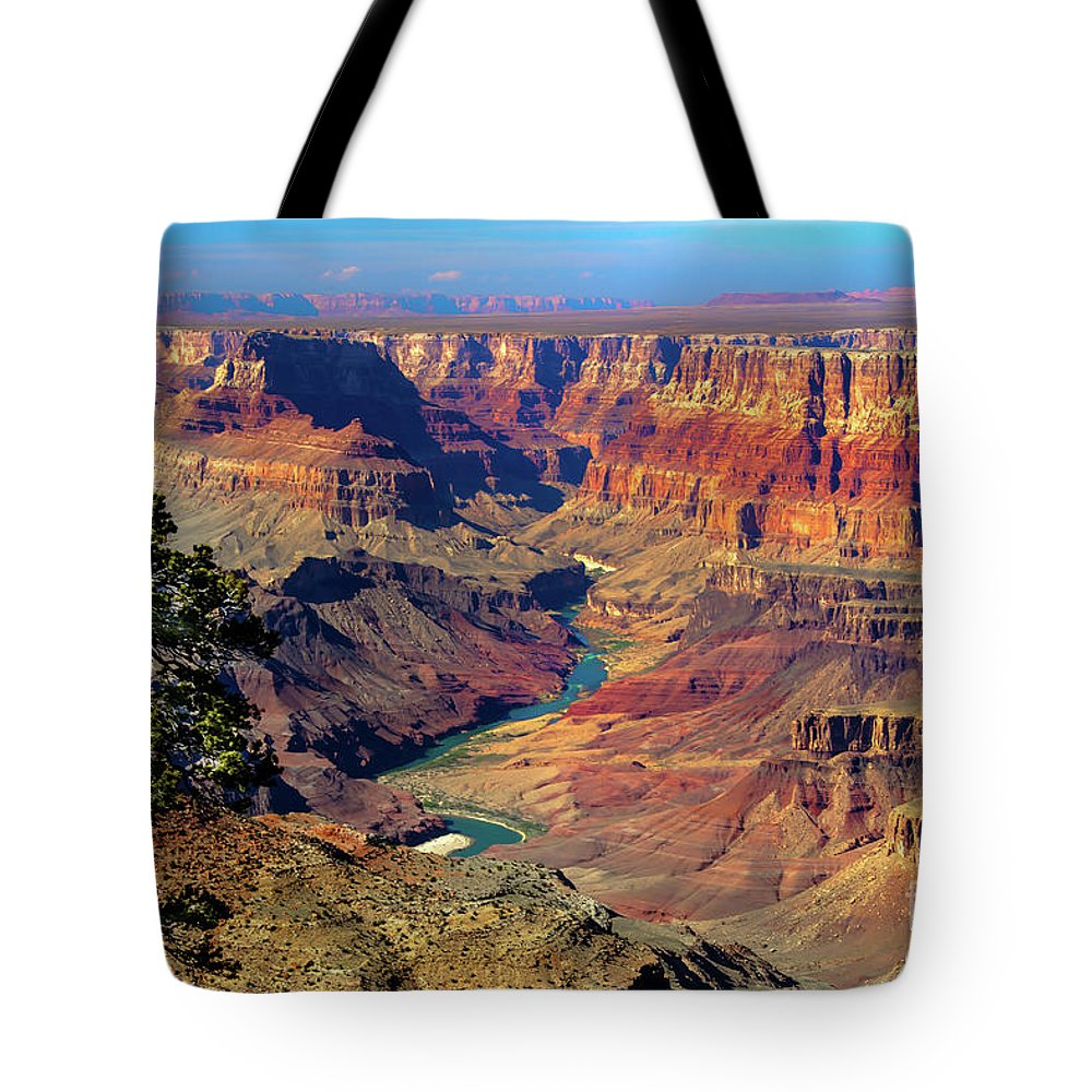 Grand Canyon Tote Bag featuring the photograph Grand Canyon Sunset by Robert Bales
