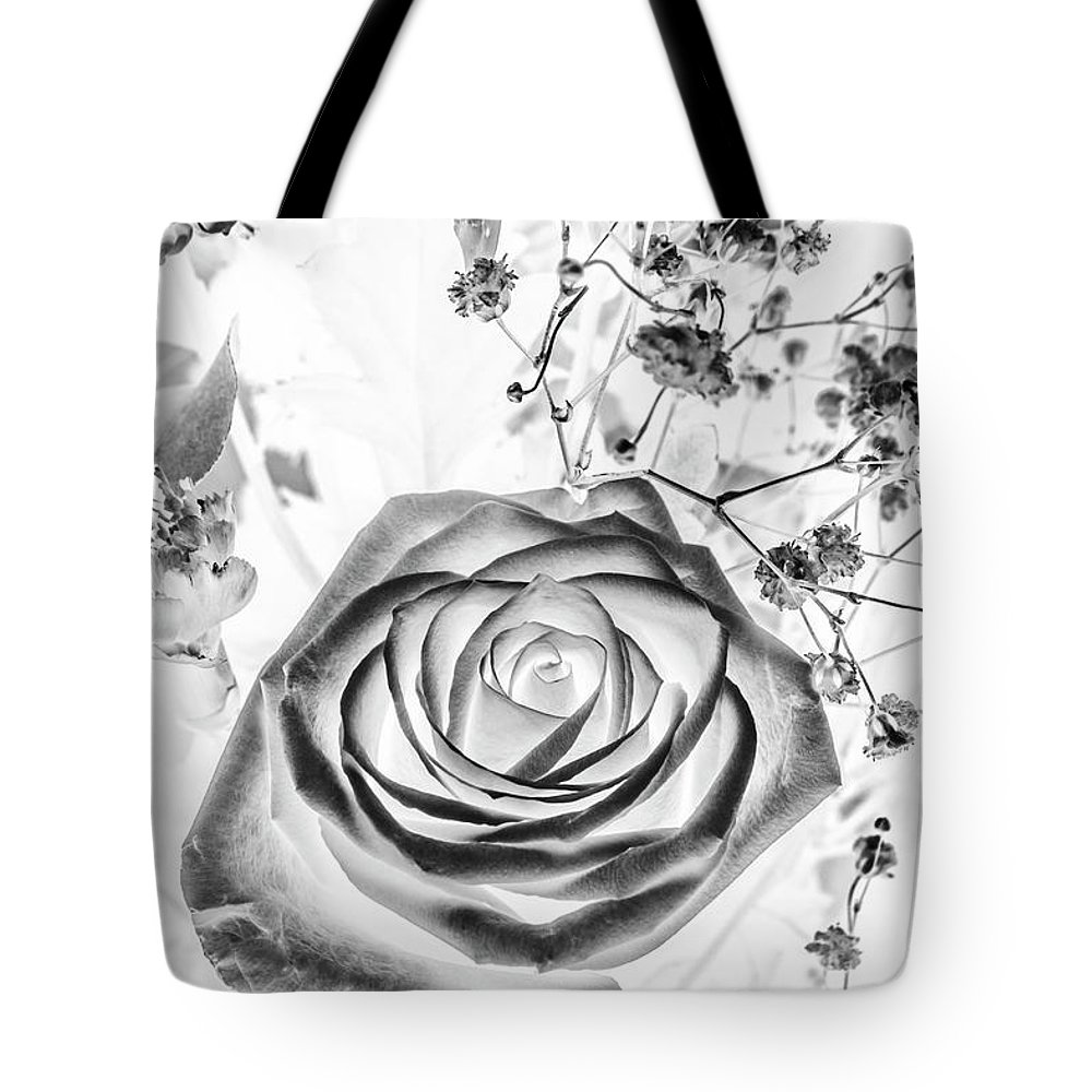 Garden Tote Bag featuring the photograph Harmonics Inverted by Jorgo Photography - Wall Art Gallery