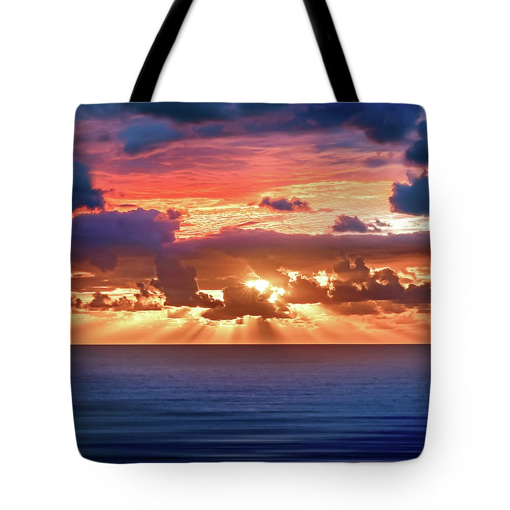 Painterly Photographs Tote Bags
