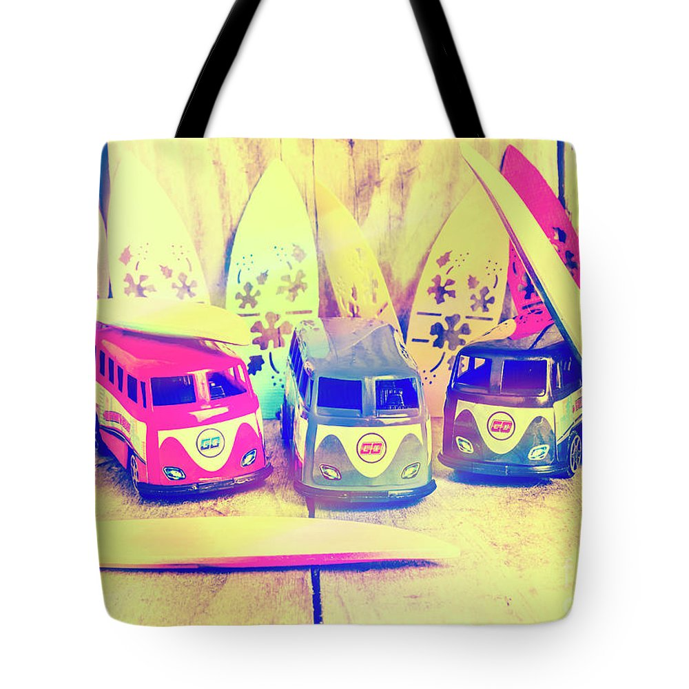Holiday Tote Bag featuring the photograph Hippie Holidays by Jorgo Photography - Wall Art Gallery